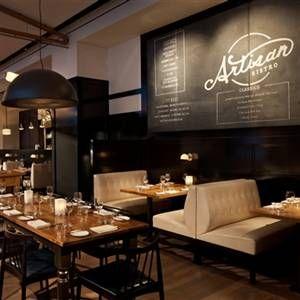 Foto von Artisan Bistro Restaurant