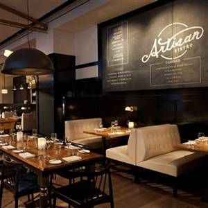 A photo of Artisan Bistro restaurant