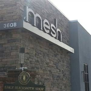 A photo of Mesh - Louisville restaurant