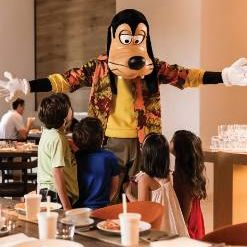 A photo of Good Morning Breakfast with Goofy and His Pals restaurant
