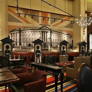 A photo of Gordon Ramsay Pub & Grill - Caesars Atlantic City restaurant