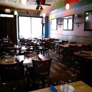 A photo of La Fresca restaurant