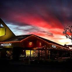 A photo of Moulin restaurant