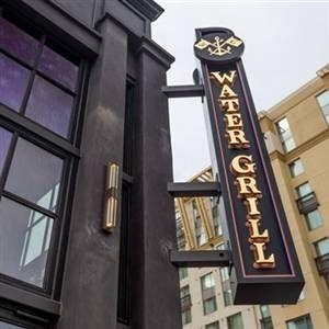 Una foto del restaurante Water Grill - San Diego