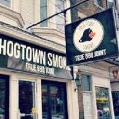 A photo of HOGTOWN SMOKE restaurant