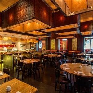 A photo of Nobu Los Angeles restaurant