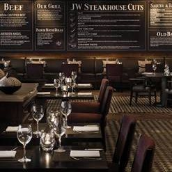 A photo of JW Steakhouse London at Grosvenor House restaurant