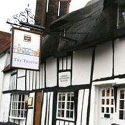 A photo of The Thatch restaurant