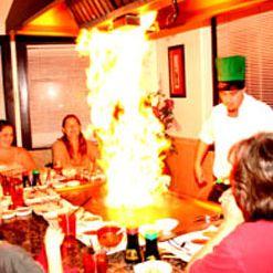 A photo of Kobe Japanese Steak House, Teppan & Sushi restaurant