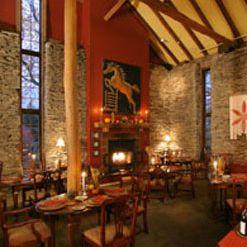 A photo of Glasbern Country Inn restaurant