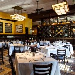 A photo of Mon Ami Gabi - Bethesda restaurant