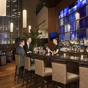 Azure Restaurant @ the Intercontinental Toronto Centre