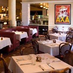 A photo of Left Bank Santana Row restaurant