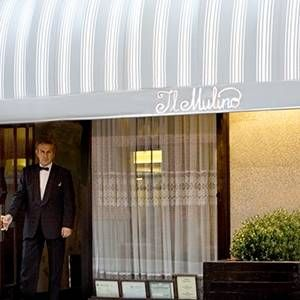 A photo of Il Mulino New York - Downtown restaurant