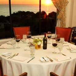 A photo of Cafe Pacific at Trump National Golf Club restaurant