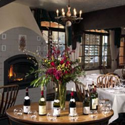 A photo of Alpenrose at the Alpenhof Lodge restaurant