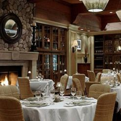 A photo of The Grill Room at The Fairmont Chateau Whistler restaurant
