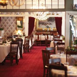A photo of The Red Lion Inn restaurant