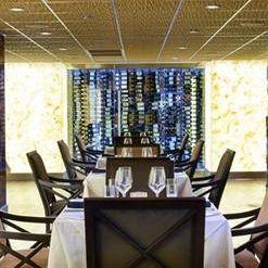 A photo of Edge Steakhouse restaurant
