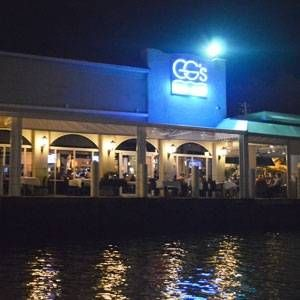 A photo of GG's Waterfront Bar & Grill restaurant