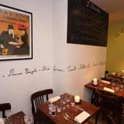 A photo of L'Absinthe restaurant