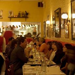 A photo of Bistrot La Minette restaurant