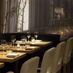 A photo of Aldea restaurant