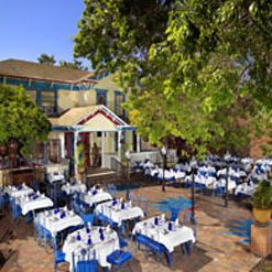 A photo of Blue Agave Club restaurant