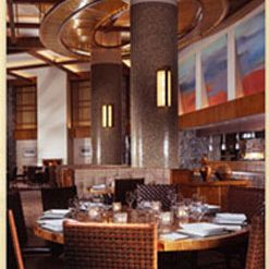 A photo of Solstice restaurant