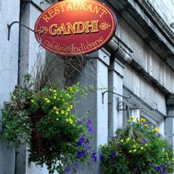 A photo of Restaurant Gandhi restaurant