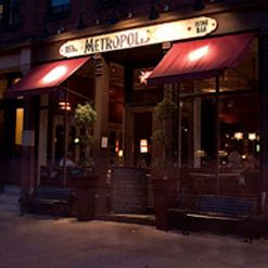 A photo of Metropolis Cafe restaurant