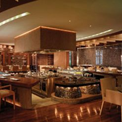 A photo of IZ - Grand Hyatt Dubai restaurant