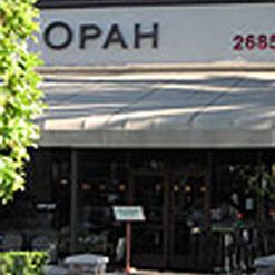 A photo of OPAH Restaurant & Bar @ Town Center Aliso Viejo restaurant