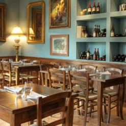 Foto von Tigelleria Organic Restaurant Restaurant