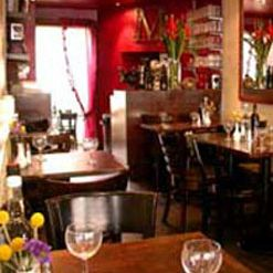 A photo of Cafe Mode - Endell Street restaurant