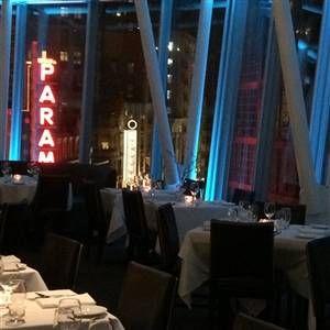 A photo of Blu restaurant