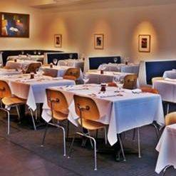 A photo of James' Beach restaurant