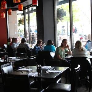 A photo of Etta's Seafood restaurant