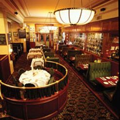 A photo of The Metropolitan Grill restaurant