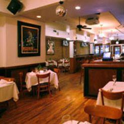 A photo of Viaggio Ristorante and Lounge restaurant