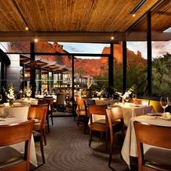 A photo of elements at Sanctuary Camelback Mountain restaurant