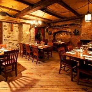 A photo of The Press Gang restaurant