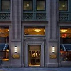 Een foto van restaurant The Capital Grille - NY- Wall Street