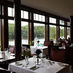 A photo of Black Bass Hotel restaurant