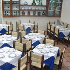 A photo of Casa Merlos restaurant