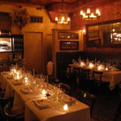 A photo of Lavagna - NYC restaurant