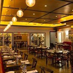 A photo of DK restaurant