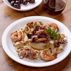 A photo of Avli Restaurant restaurant