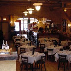 A photo of Gigino Trattoria restaurant
