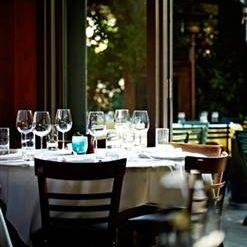 A photo of Serafina restaurant